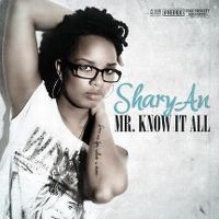 Cover Shary-An - Mr. Know It All