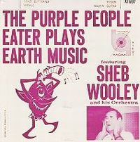 Cover Sheb Wooley - The Purple People Eater