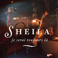 Cover Sheila - Je serai toujours là