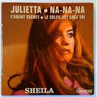 Cover Sheila - Julietta