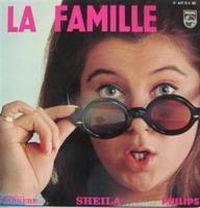 Cover Sheila - La famille