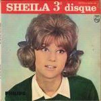 Cover Sheila - Pendant les vacances