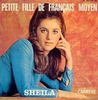 Cover Sheila - Petite fille de Français moyen