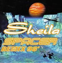 Cover Sheila - Spacer (Remix 98')