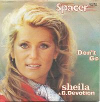 Cover Sheila & B. Devotion - Spacer