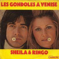 Cover Sheila & Ringo - Les gondoles à Venise