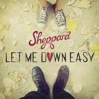 Cover Sheppard - Let Me Down Easy