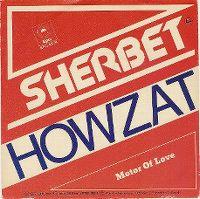 Cover Sherbet - Howzat