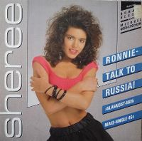 Cover Sheree - Ronnie - Talk To Russia!