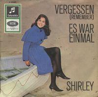 Cover Shirley - Vergessen