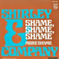 Cover Shirley And Company - Shame, Shame, Shame