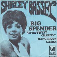 Cover Shirley Bassey - Big Spender
