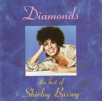 Cover Shirley Bassey - Diamonds - The Best Of Shirley Bassey