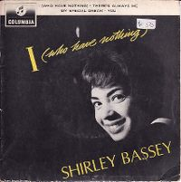 Cover Shirley Bassey - I (Who Have Nothing)