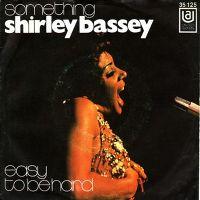 Cover Shirley Bassey - Something