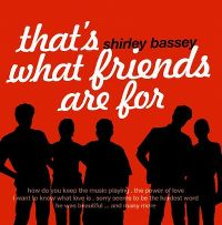 Cover Shirley Bassey - That's What Friends Are For
