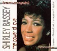 Cover Shirley Bassey - The Power Of Love