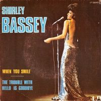 Cover Shirley Bassey - When You Smile