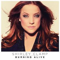 Cover Shirley Clamp - Burning Alive