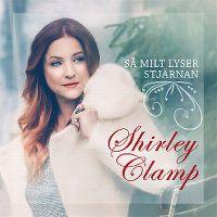 Cover Shirley Clamp - Så milt lyser stjärnan