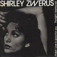 Cover Shirley Zwerus - The Light I Wanna Be