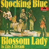 Cover Shocking Blue - Blossom Lady