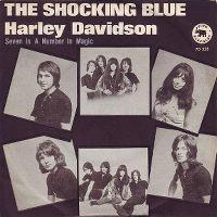 Cover Shocking Blue - Harley Davidson