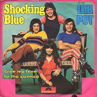 Cover Shocking Blue - Inkpot