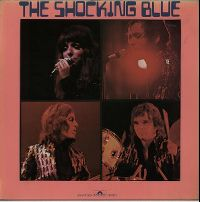 Cover Shocking Blue - Portrait Of The Shocking Blue