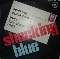 Cover Shocking Blue - Send Me A Postcard