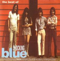 Cover Shocking Blue - The Best Of Shocking Blue