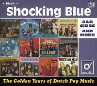 Cover Shocking Blue - The Golden Years Of Dutch Pop Music