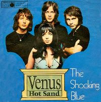 Cover Shocking Blue - Venus