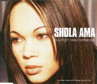 Cover Shola Ama - You Might Need Somebody