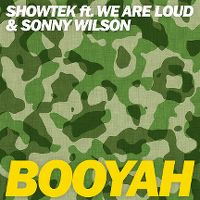 Cover Showtek feat. We Are Loud & Sonny Wilson - Booyah