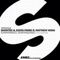 Cover Showtek & Justin Prime feat. Matthew Koma - Cannonball (Earthquake)