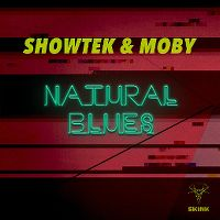 Cover Showtek & Moby - Natural Blues