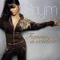 Cover Shy'm - Femme de couleur