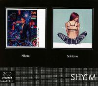 Cover Shy'm - Héros / Solitaire