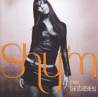 Cover Shy'm - Mes fantaisies