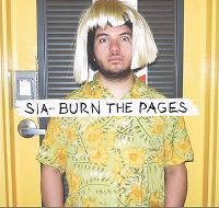 Cover Sia - Burn The Pages