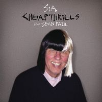 Cover Sia - Cheap Thrills