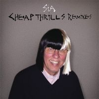 Cover Sia - Cheap Thrills