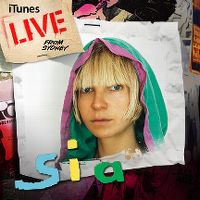 Cover Sia - iTunes Live From Sydney