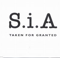 Cover Sia - Taken For Granted