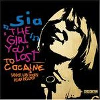 Cover Sia - The Girl You Lost To Cocaine