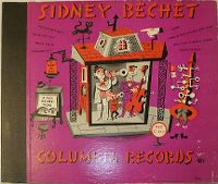 Cover Sidney Bechet - A Jazz Masterwork