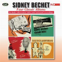 Cover Sidney Bechet - Four Classic Albums