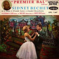 Cover Sidney Bechet - Premier bal