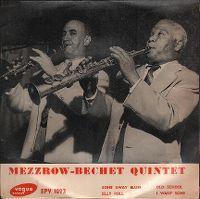 Cover Sidney Bechet / Mezz Mezzrow - Gone Away Blues
